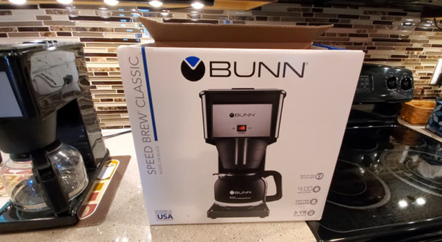 Bunn Coffee Maker Introduction